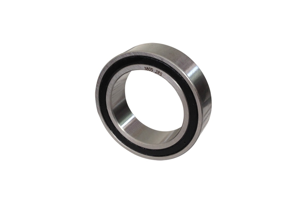 3804-2RS 3804-B-2RSR-TVH Double row thin angular contact ball bearings