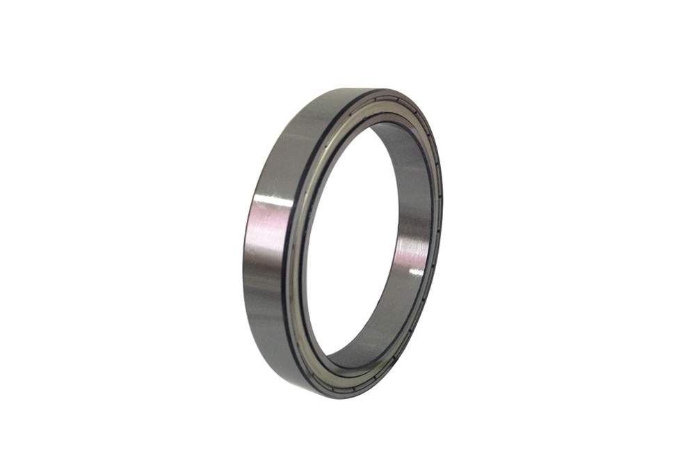 3920-2Z 3920ZZ Thin bearing double row angular contact ball bearing