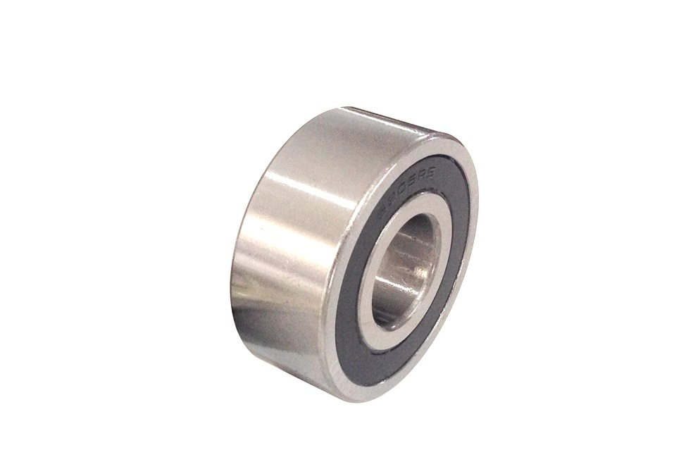 4206 2RS double row deep groove ball bearing