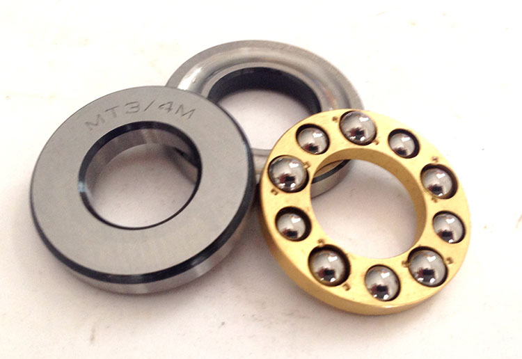 MT1 1/2 M KSC brand high performance imperial large load thrust ball bearing