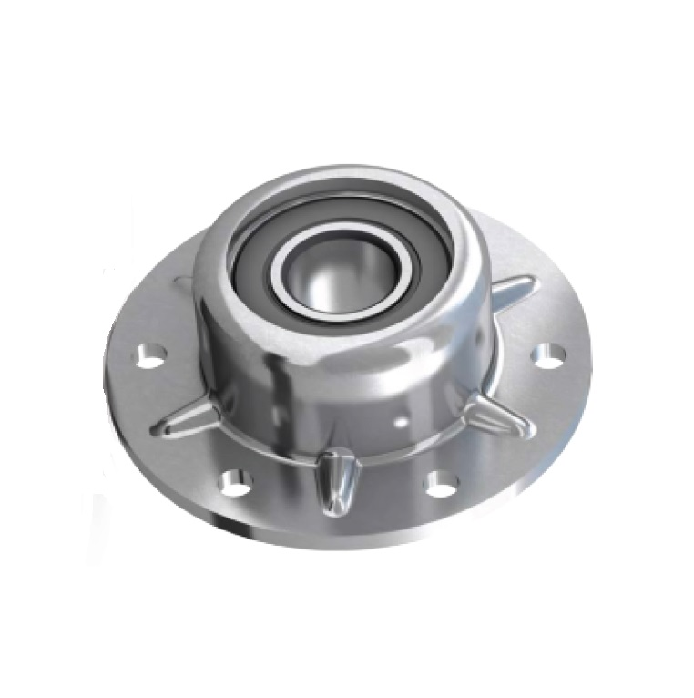 ADH-7546 B  agricultural hub seeding disc bearing unit